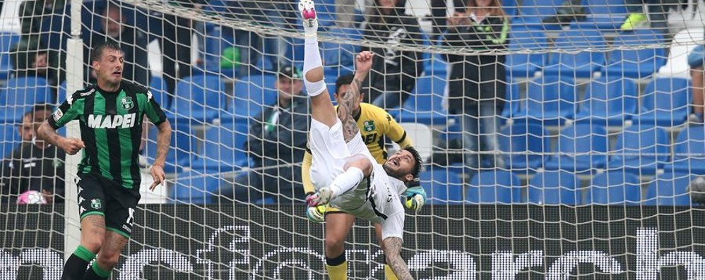 Ciao Pinilla, re delle rovesciate Ecco i 5 goal più belli - Video