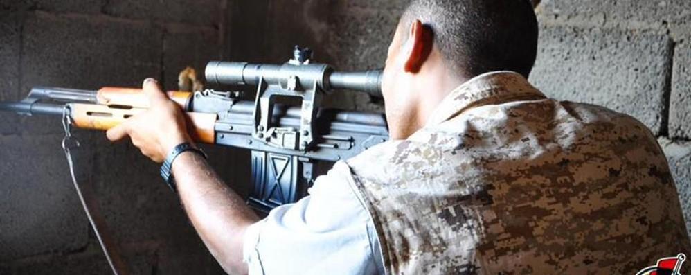 Fermato a Orio, sul cellulare foto dell'Isis Chiesti 4 anni di condanna al siriano