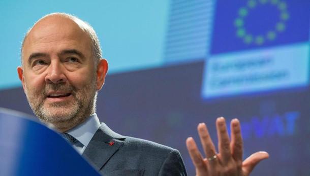 Grecia: Moscovici,immotivato stop debito