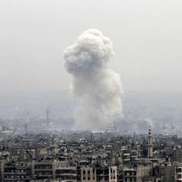 Il rebus Siria e la strage da fermare