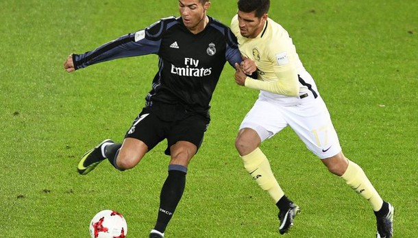 Mondiale club: Real in finale