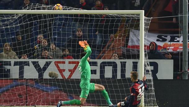 Serie A: Genoa-Fiorentina 1-0