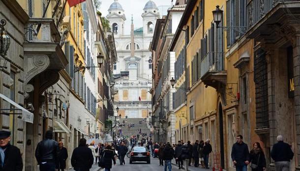 Tripadvisor, Roma star europea shopping