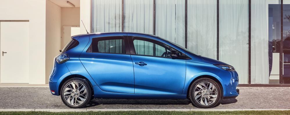 Zoe, l'elettrica di Renault ora percorre oltre 300 km