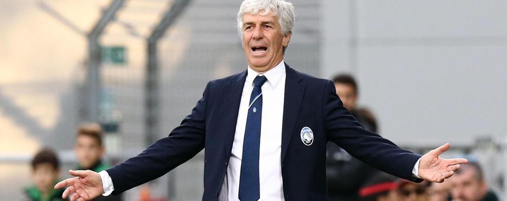 Atalanta, Gasperini suona la carica «Andiamo a Milano per fare risultato»