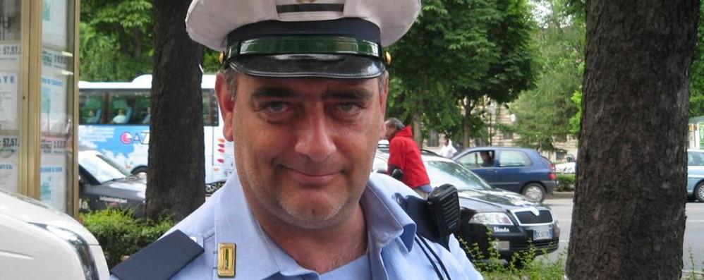Pace fatta tra Palafrizzoni e il vigile Sanzione ridotta da 5 mesi a 10 giorni