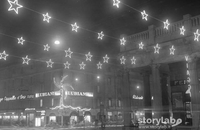 Natale a Porta Nuova