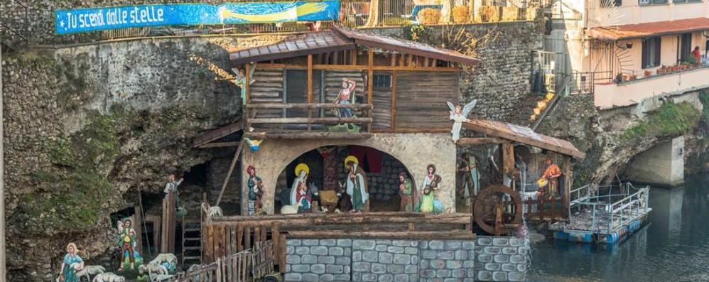 Nedàl de Pùt a Ponte San Pietro C'è anche L'Eco café -Video