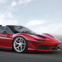 Ferrari due posti J50 in soli dieci esemplari