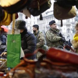 «Rischio terrorismo alto in Italia ma evitiamo la militarizzazione»