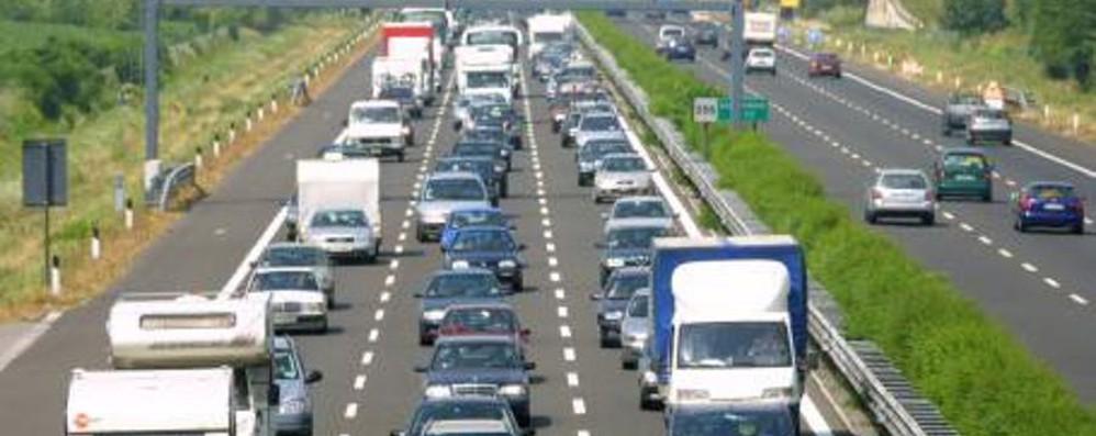 Natale, l'Italia viaggia in autostrada Attenzione all'A4 direzione Venezia