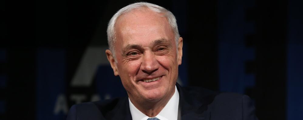 Atalanta, parla il presidente Percassi «Investiremo ancora sul vivaio»