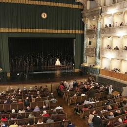 Il «Donizetti» fa il pieno di abbonamenti Il teatro prevede tre repliche in più