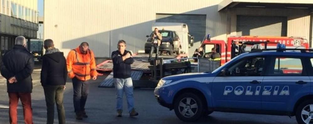 Tragedia all'aeroporto di Torino Autista di Cazzano muore schiacciato