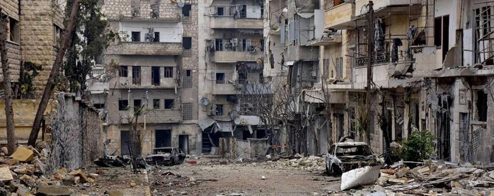 Fine della battaglia Lezione da Aleppo