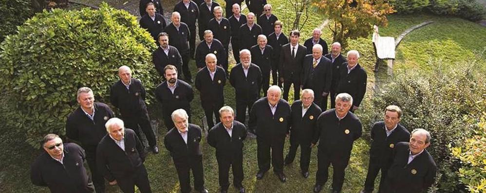 Coro Idica, la melodia delle «Stelle alpine»