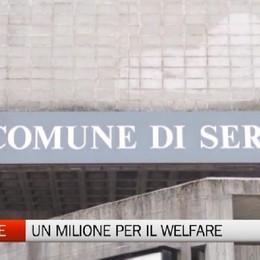 Seriate: 1 milione di finanziamento per i welfare