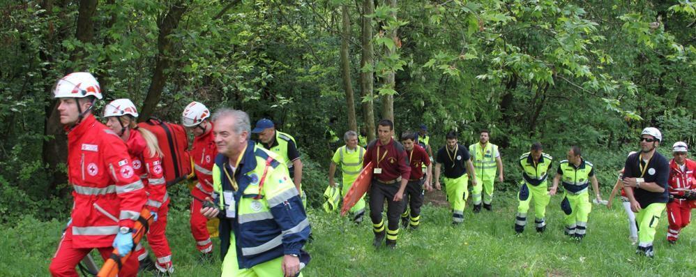 «Si cercano nuovi volontari»  Appello della Protezione civile