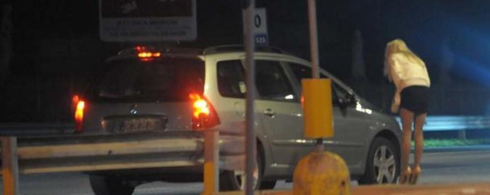 Stop alla prostituzione Verdellino confisca le auto ai clienti