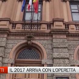Teatro Donizetti, si brinda con l'operetta