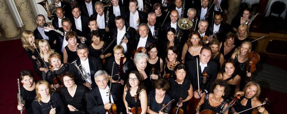 Bergamo come Vienna Concerto al Sociale per salutare il 2017