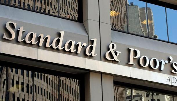 S&P, dl banche non pesa su rating Italia