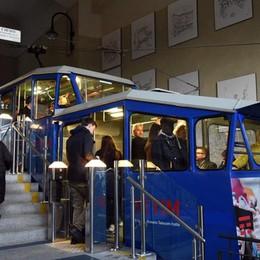 A Capodanno funicolare fino alle 2.30 Tutte le informazioni su bus e tram