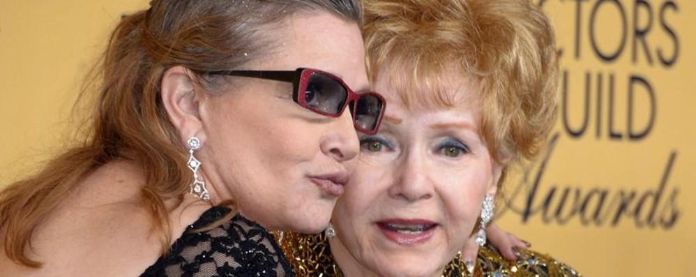 Addio a Debbie Reynolds mamma della principessa Leila