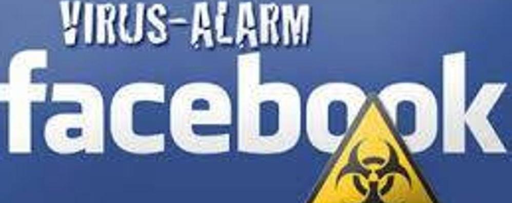 Attenzione al virus su Facebook «Non aprite il video col vostro volto»