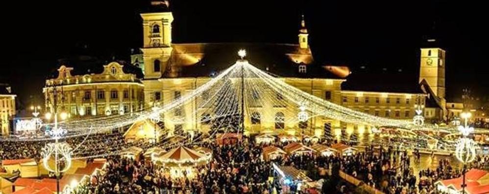 La piccola Europa scrigno di sorprese E invita al gran galà di Capodanno