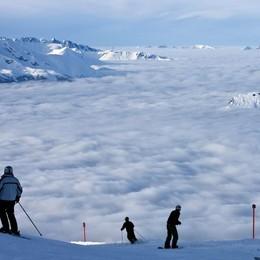 Sconti per chi va a sciare in treno Confermate agevolazioni per la Brebemi