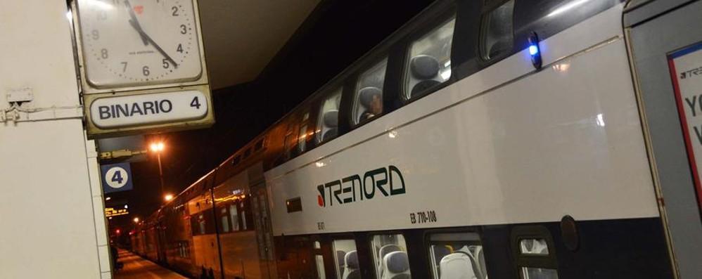 Treni pendolari, l'età media scende In Lombardia siamo a 18,6 anni