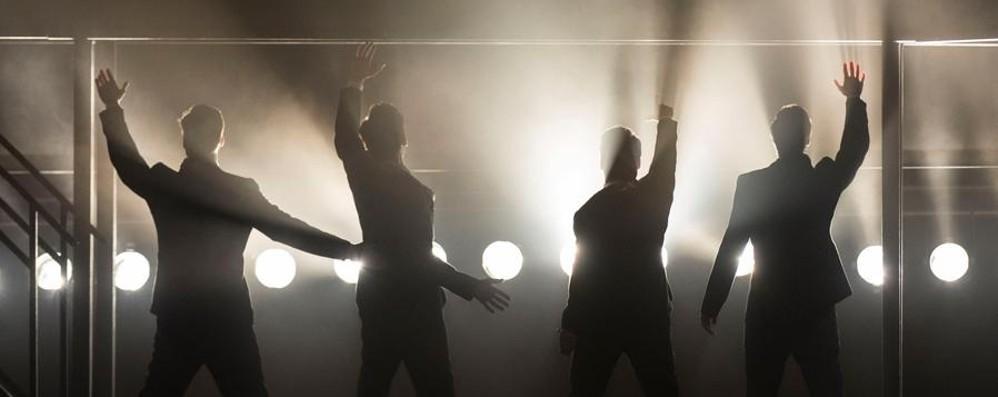 Creberg Teatro, arriva Jersey Boys Un viaggio nella grande musica - Video