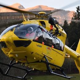 Arresto cardiaco sulle piste a 16 anni Portato in elicottero a Bergamo