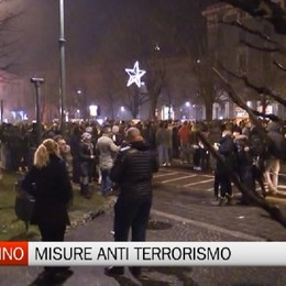 Capodanno: scattano le misure antiterrorismo