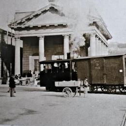 In carrozza! Da Porta Nuova a Lodi Viaggio nel tempo sul tram a vapore