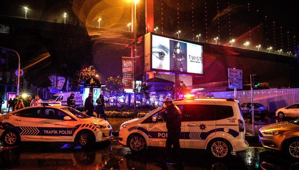 Attacco in discoteca Istanbul, 35 morti