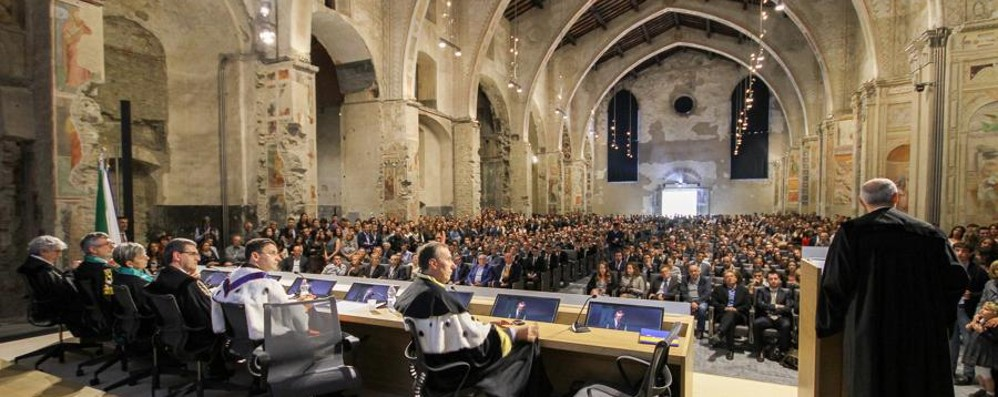 Più soldi per l'Università di Bergamo Dallo Stato in arrivo 42,5 milioni