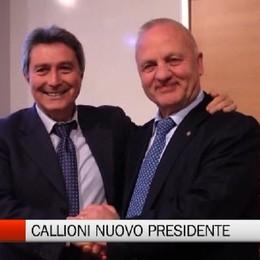 Csi Bergamo, Callioni nuovo presidente