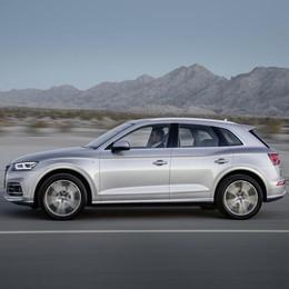 Conto alla rovescia per il nuovo Audi Q5