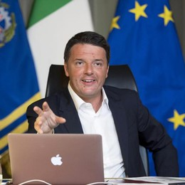 Renzi: «Mille giorni difficili ma belli» On line un video con la sua politica
