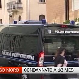 Processo Moro: condannato a 1 anno e sei mesi