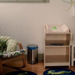 Un baby pit stop anche in Città Alta  Spazio allattamento al museo Caffi