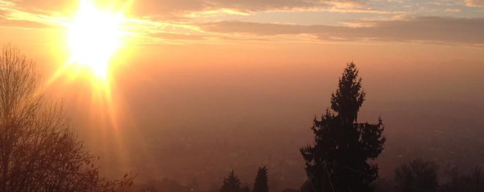 Smog, le polveri sottili restano alte Possibili limitazioni da sabato