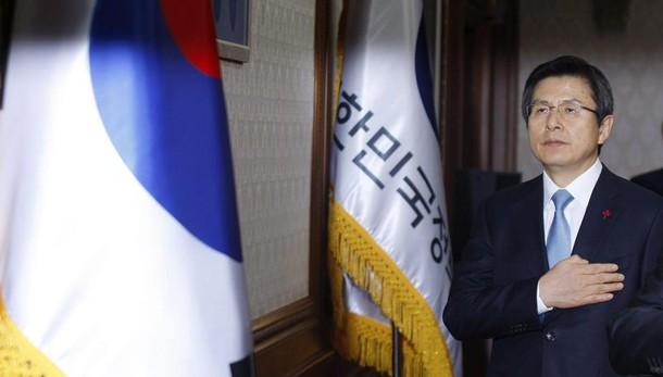 Corea Sud: premier presidente ad interim