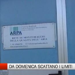 Smog, da domenica anche a Bergamo scattano le limitazioni