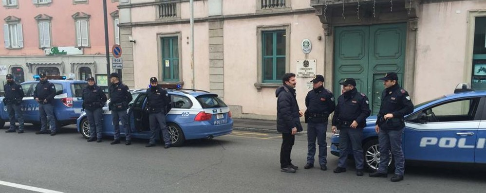 Croata con 13 alias di nuovo arrestata Furti, aveva l'obbligo di firma a Treviglio