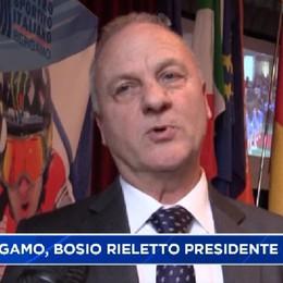 Csi, Vittorio Bosio confermato presidente