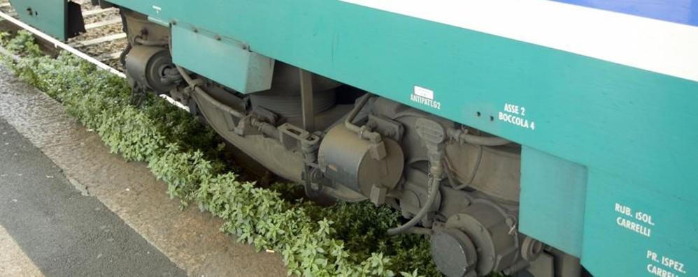 Investito da un treno a Calcio Bloccata la Treviglio-Brescia
