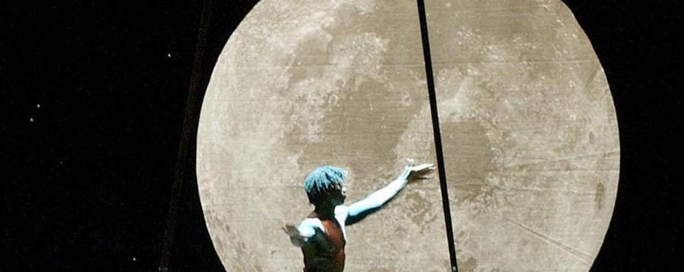 «Le Cirque» in anteprima a Bergamo In primavera lo spettacolo Alis